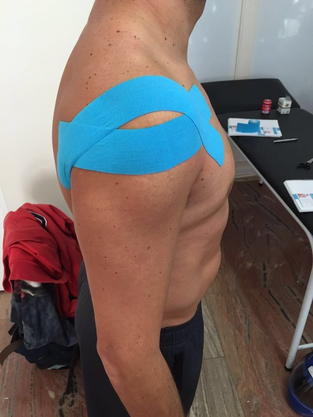 Kinesio Taping - KT1 e KT2 na internet