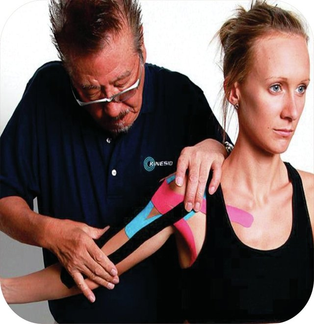 Kinesio Taping - KT3 e KT4