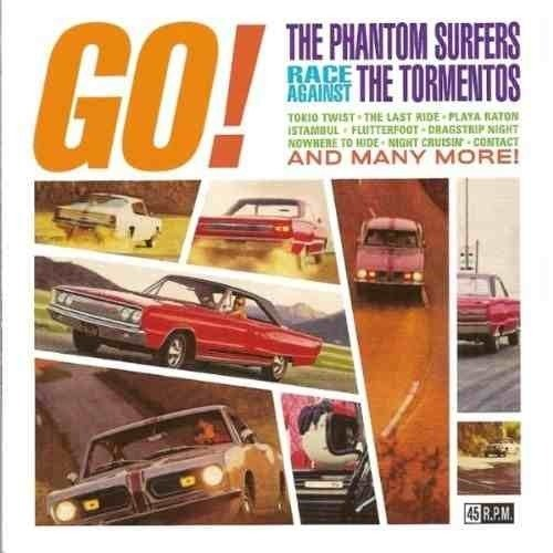 The Tormentos & The Phantom Surfers -