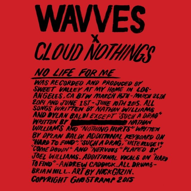 Wavves x Cloud Nothings -