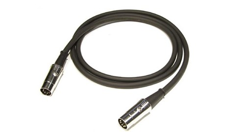 CABLE MIDI Kirlin 6 METROS
