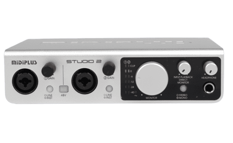 STUDIO 2 USB HI REFERENCE INTERFACE