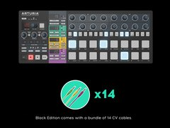 ARTURIA BEATSTEP PRO  LIMITED BLACK EDITION