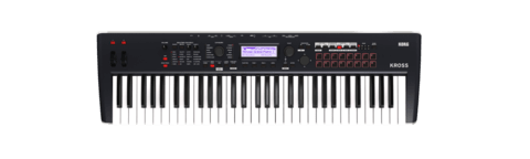 KORG KROSS 2 61 TECLAS 16 PADS SYNTHESIZER WORKSTATION - comprar online