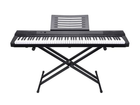 PIANO DIGITAL 88 TECLAS MK885 + STAND DOBLE