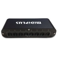 MIDIPLUS INTERFAZ MIDI 8X8  8 in 8 out  USB 3.0