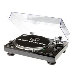 Bandeja Giradiscos Audio Technica At Lp120 Black Usb