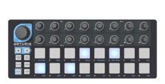 BEATSTEP CONTROLADOR MIDI SEQUENCER LIMITED BLACK EDITION