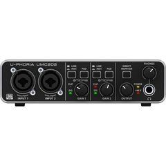 Behringer UMC202 HD Interface de audio 2x2