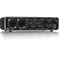 Behringer UMC204 HD Interface de audio 2x4