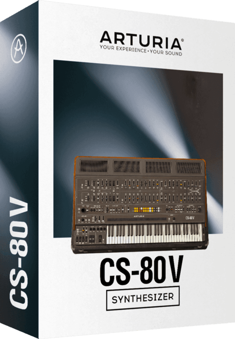 Software Arturia CS-80 V