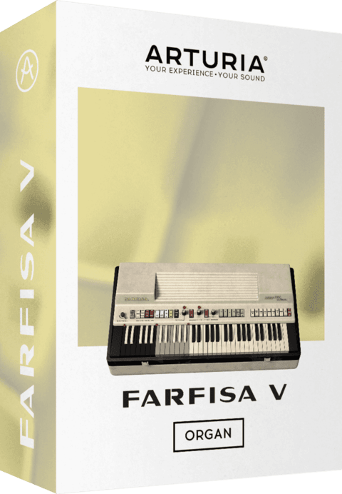 Software Arturia FARFISA V
