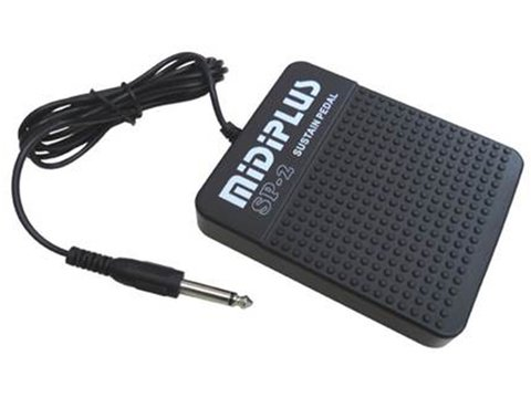 PEDAL DE SUSTAIN SP-2 MIDIPLUS MULTINORMA