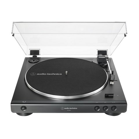 BANDEJA GIRADISCOS AUDIO TECHNICA AT-LP60X BK