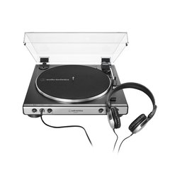 BANDEJA GIRADISCOS AUDIO TECHNICA AT-LP60XHP GM