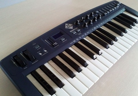 ORIGIN 37 TECLADO MUSICAL MIDI USB