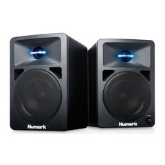 Par Monitores Numark N Wave 580 Potenciados Dj Pc Multimedia