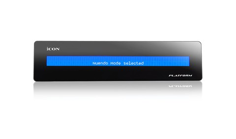ICON PLATFORM D DISPLAY