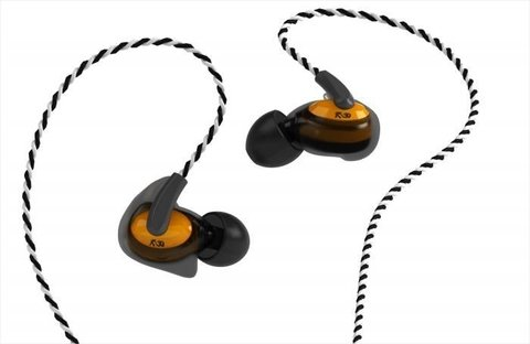 R30 IN EAR HD MONITOR EARPHONE