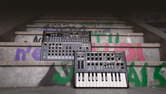 MicroBrute Creation Series DELUXE EDITION