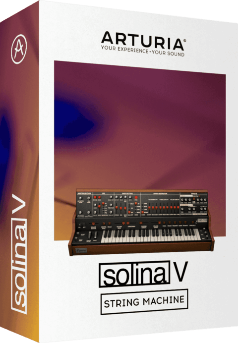 Software Arturia SOLINA V