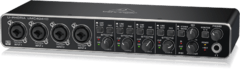 Behringer UMC404HD interface 4x4 24 bit 192 Khz Placa de audio