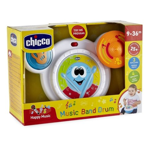 Chicco Bateria Musical Happy Music