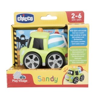 Chicco Turbo Tractor Team - comprar online