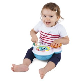 Chicco Bateria Musical Happy Music - Punto Bebe Baby Store