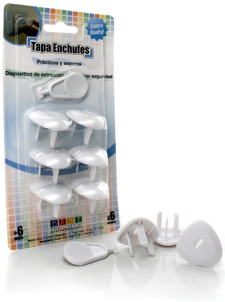 Tapa enchufe Baby Innovation