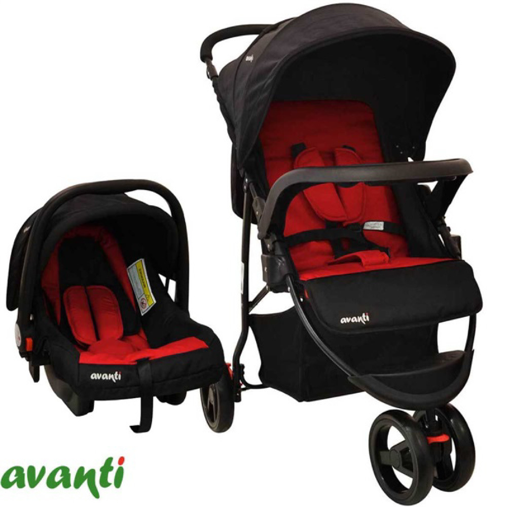 AVANTI COCHE TRAVEL SYSTEM DEFENDER