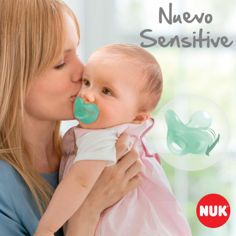 Chupete NUK Sensitive
