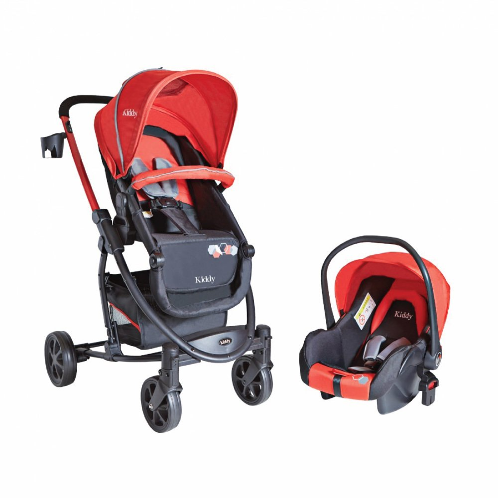 Cochecito Travel System Kiddy Alfa