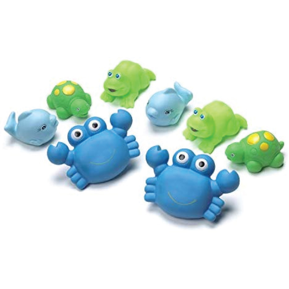 PLAYGRO Bath Time Squirtees