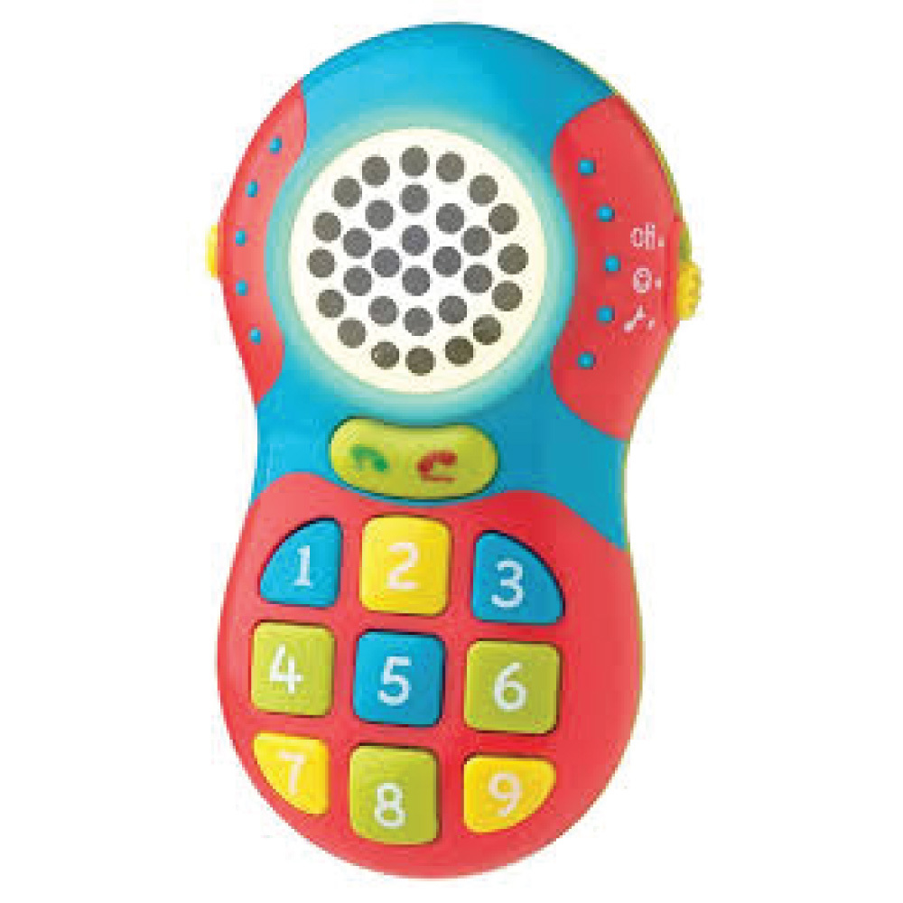 PLAYGRO Dial A Friend Phone