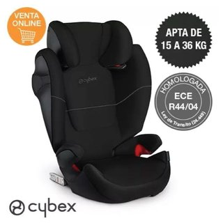 Butaca Para Auto Solution M Fix Cybex sl pure 15 - 36 Kg en internet