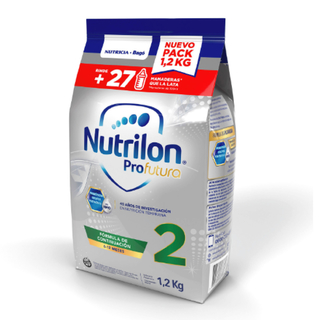 Nutrilon Profutura 2 Pack Affordable 1,2KG - comprar online
