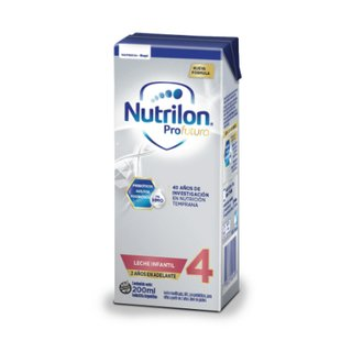 NUTRILON 4 X 200 Ml (3 pack 90 un. c/u)