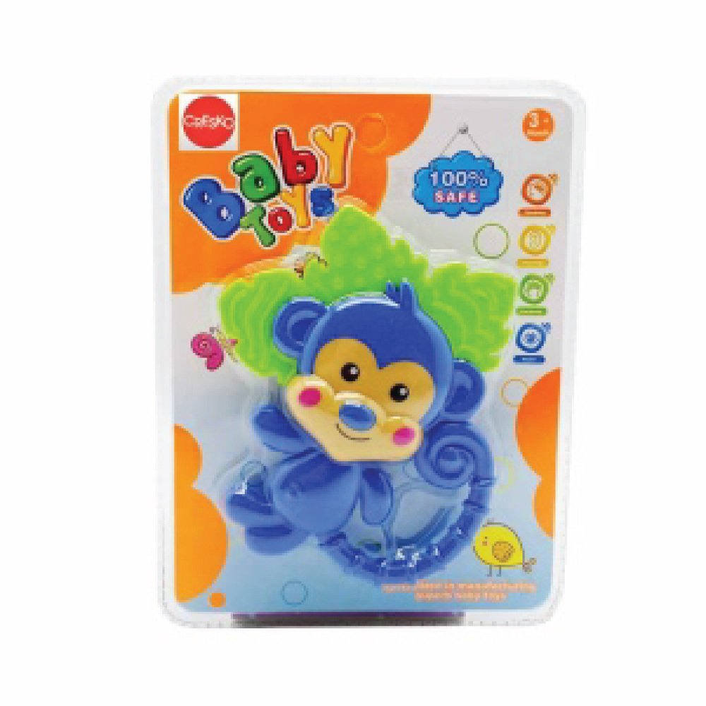 CRESKO MONKEY TEETHER
