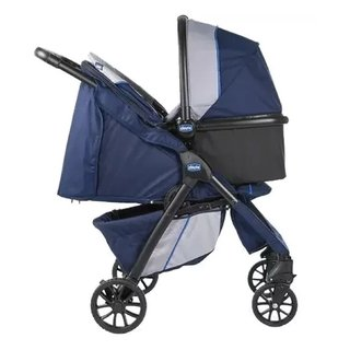Cochecito Chicco Kwik One Blue Print