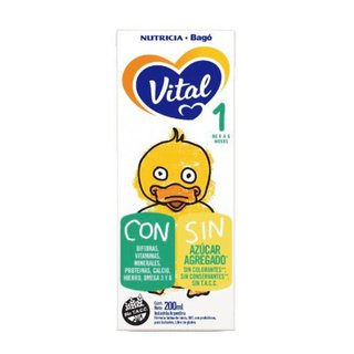 VITAL 1 Nutri Plus x 200ml 3 packs 90 bricks en internet