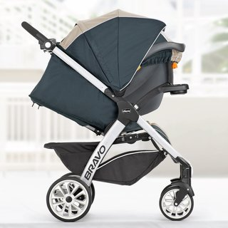 Duo Bravo Chicco Con Huevito y Base Isofix Poetic en internet