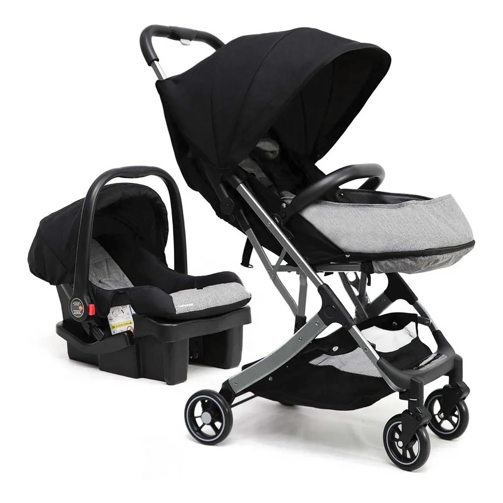 Cochecito Travel System 3 en 1  Confort  Fisher Price
