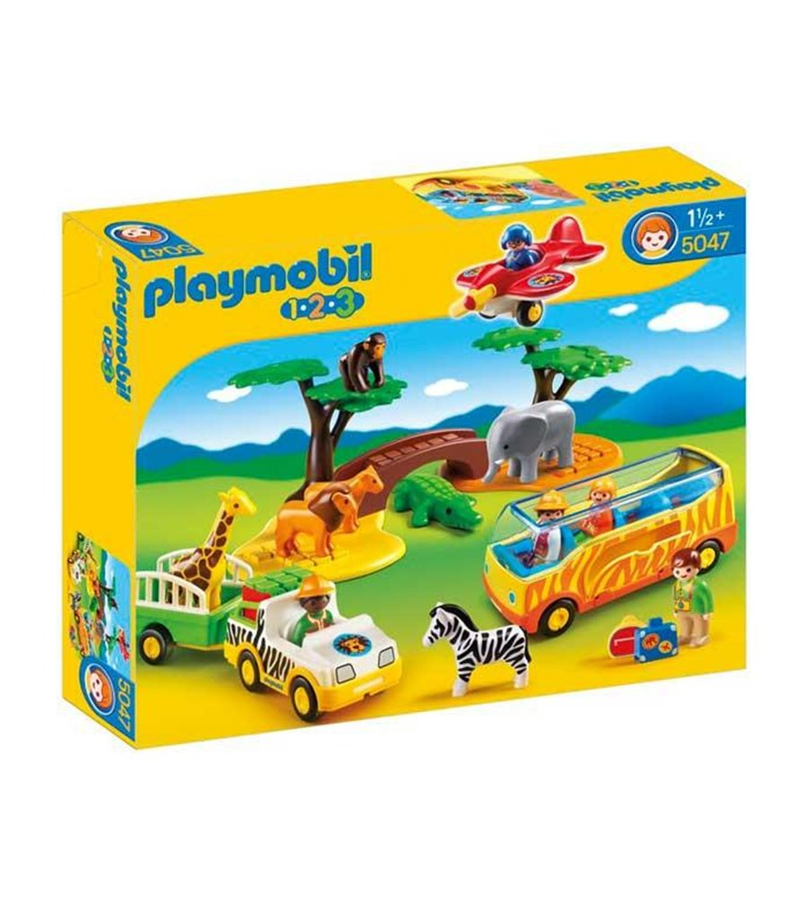 Playmobil 123 Safari 5047