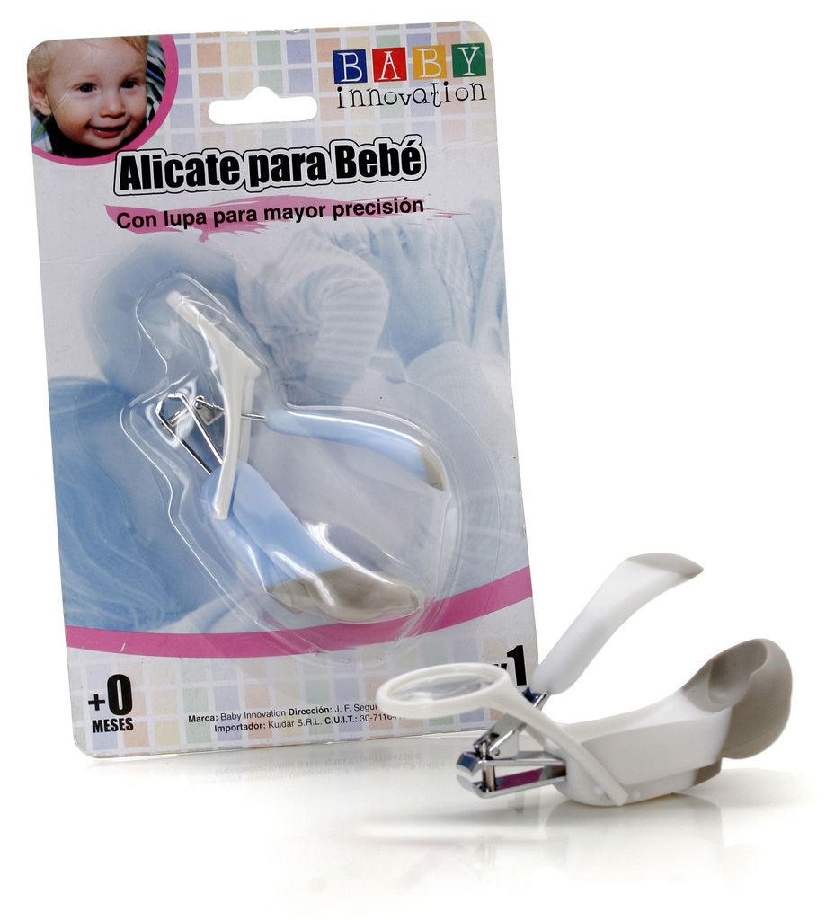 Alicate con lupa Baby Innovation