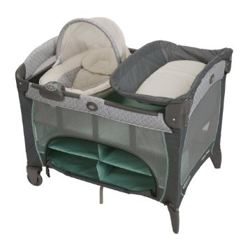 Cuna Graco Plegable Newborn Napper Manor