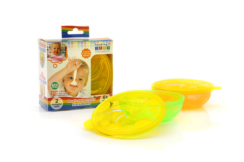 Bowls Para Snack (2 Un.) Baby Innovation