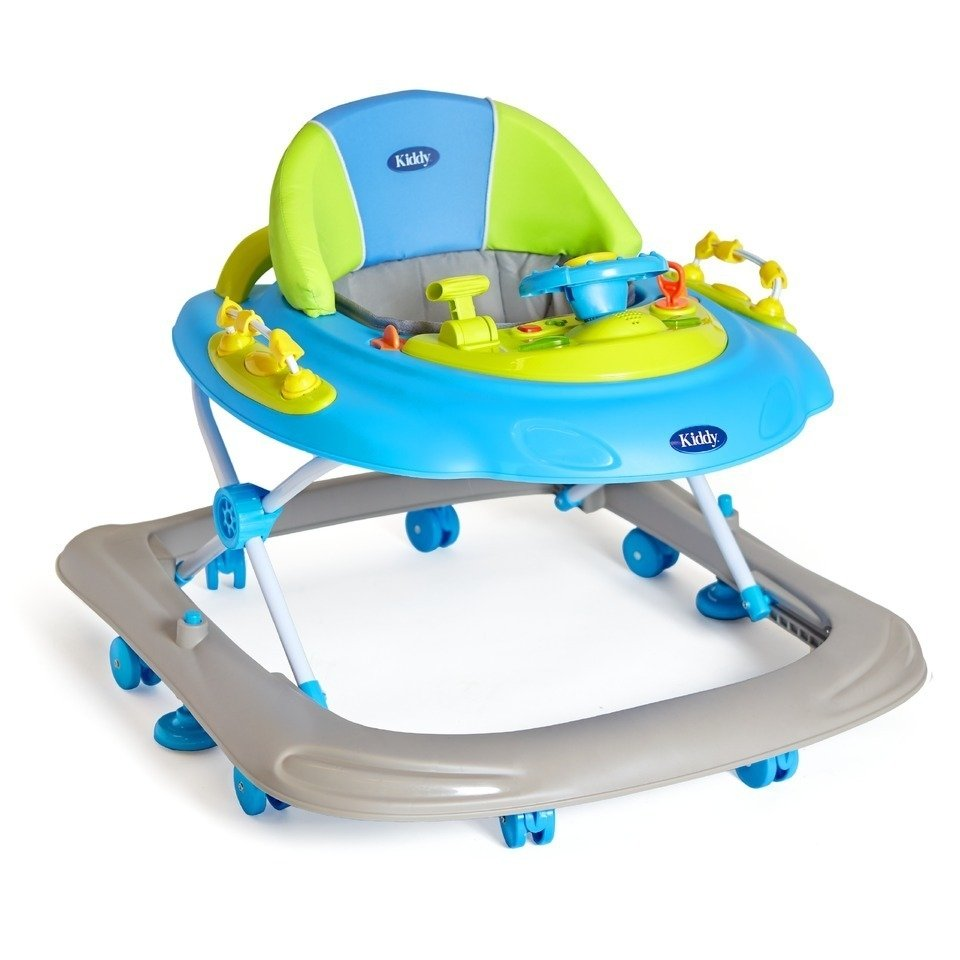 Andador Caminador Bebe Kiddy Spaceship