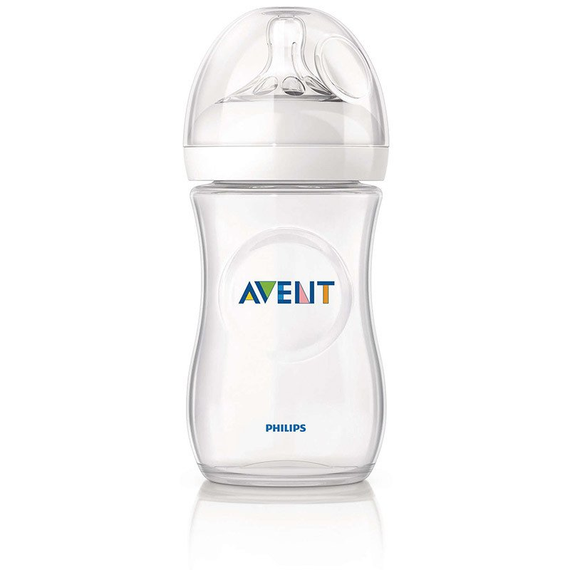 Mamadera Natural Philips Avent 330 ml