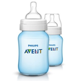 Mamadera colores Philips Avent Classic 260 ml en internet